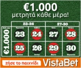 Vistabet Casino Competition